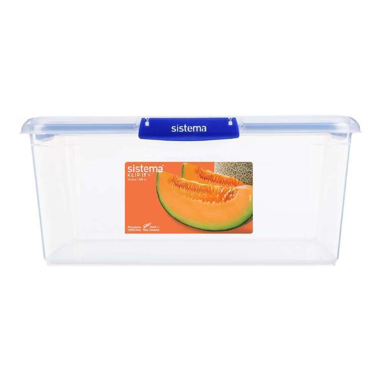 Sistema Klip It Plus 10 L Rectangle Container