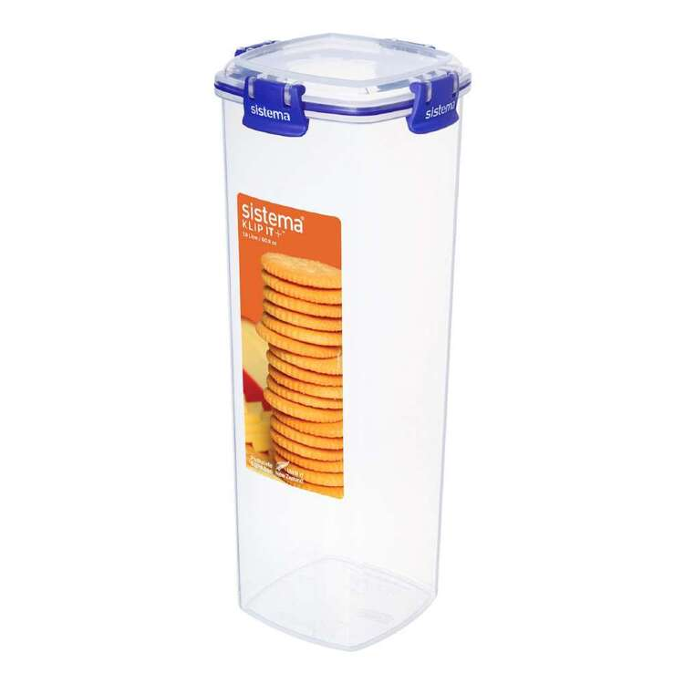 Sistema Klip It Plus 1.8L Cracker Container