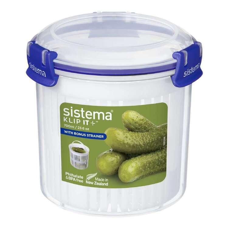 Sistema Klip It Plus 700 mL Round Container