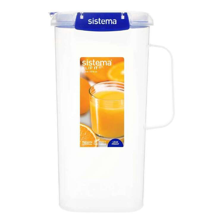 Sistema Klip It Plus 2L Juice Container
