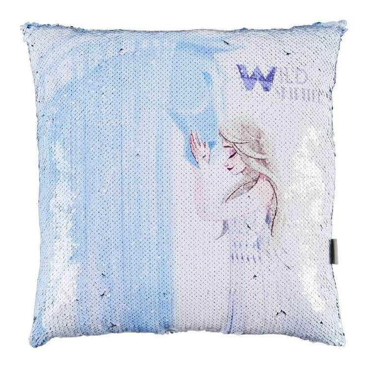 Frozen Spirit Cushion