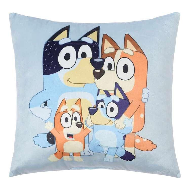 Bluey Family Cushion