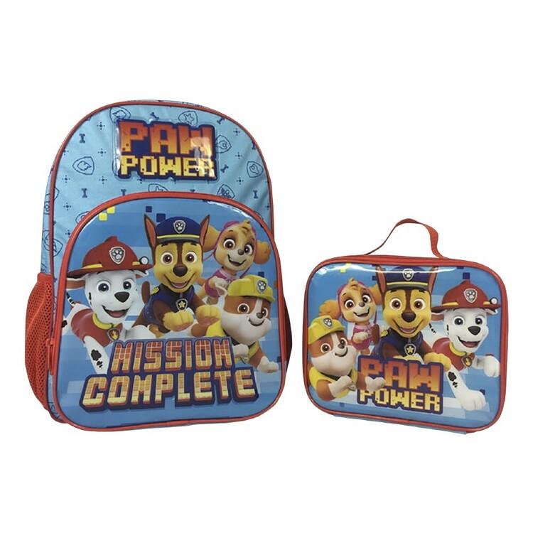 Paw Patrol Back Pack & Cooler Bag