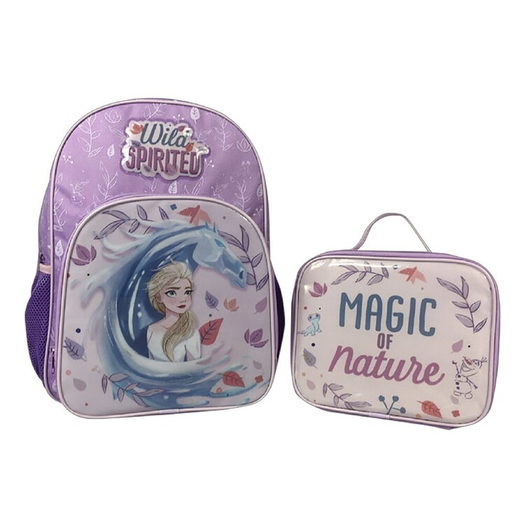 Frozen 2 Back Pack & Cooler Bag