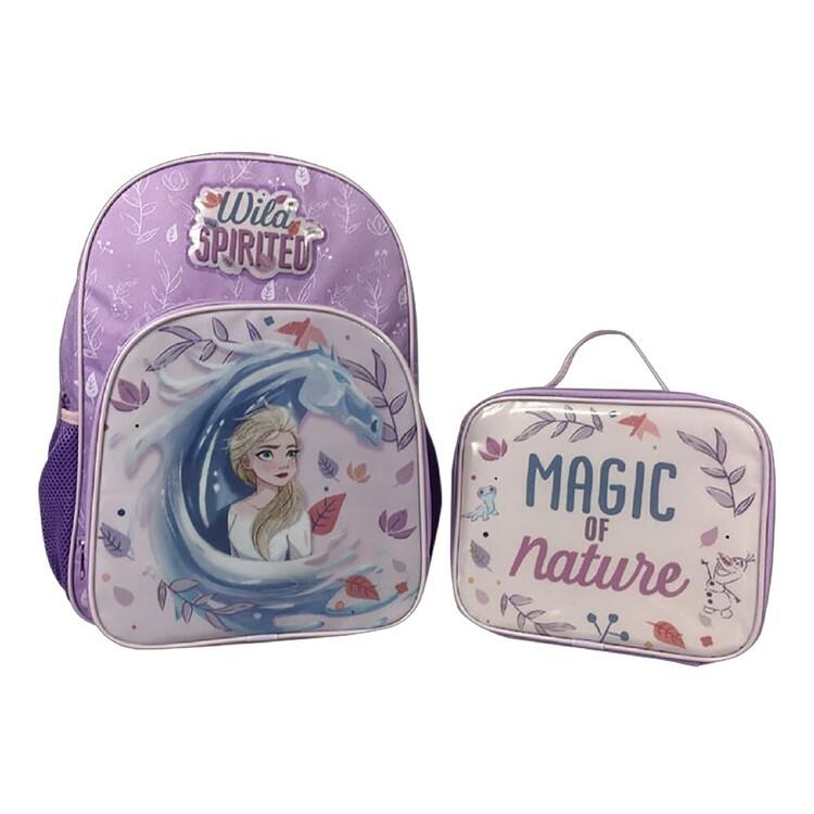 Frozen 2 Back Pack & Cooler Bag