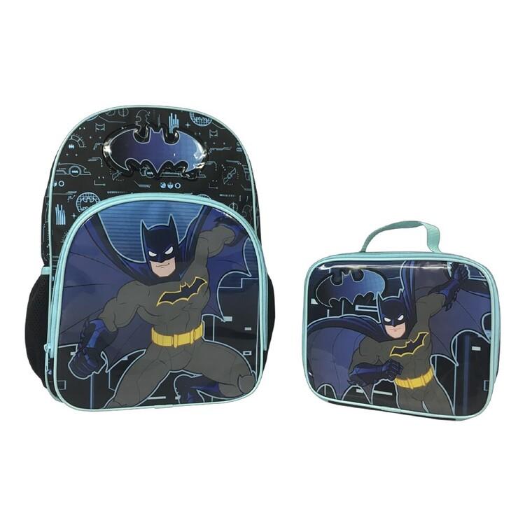 Batman Back Pack & Cooler Bag