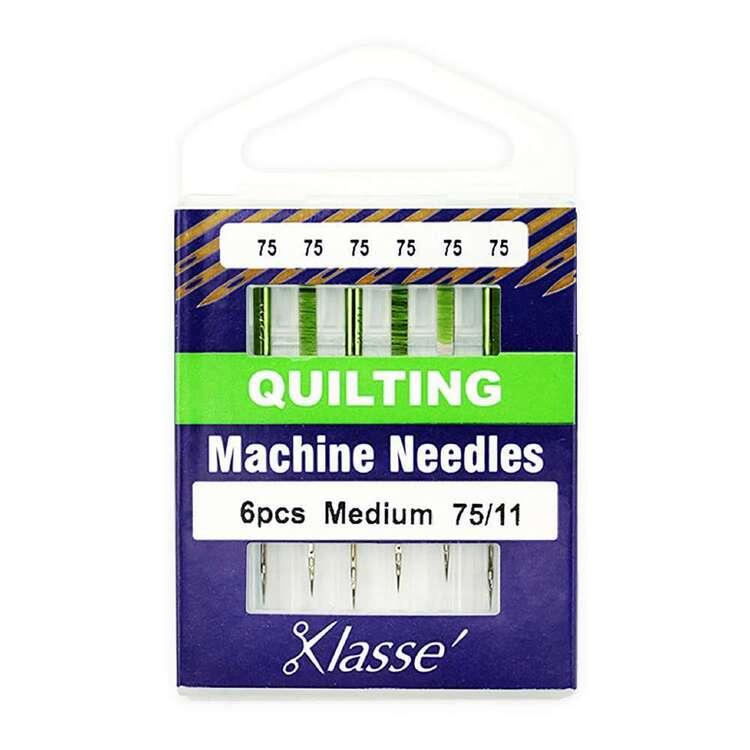 Klasse Machine Needle Quilting