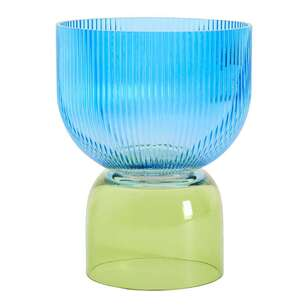 Living Space Oasis Living 16 x 21 cm Glass Vase
