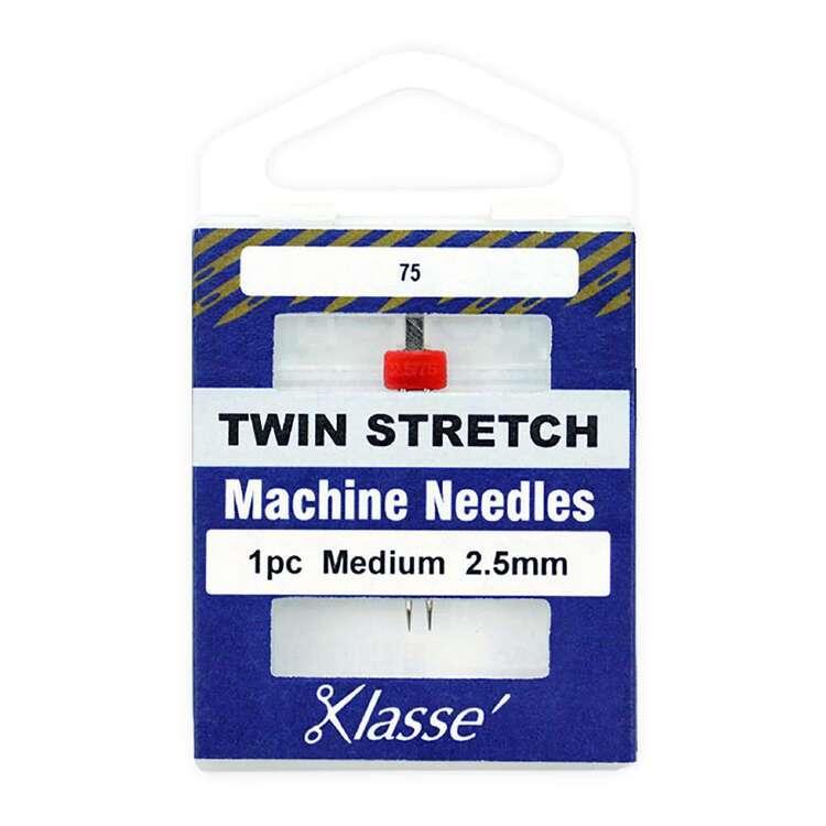 Klasse 75/2.5mm Twin Stretch Machine Needle