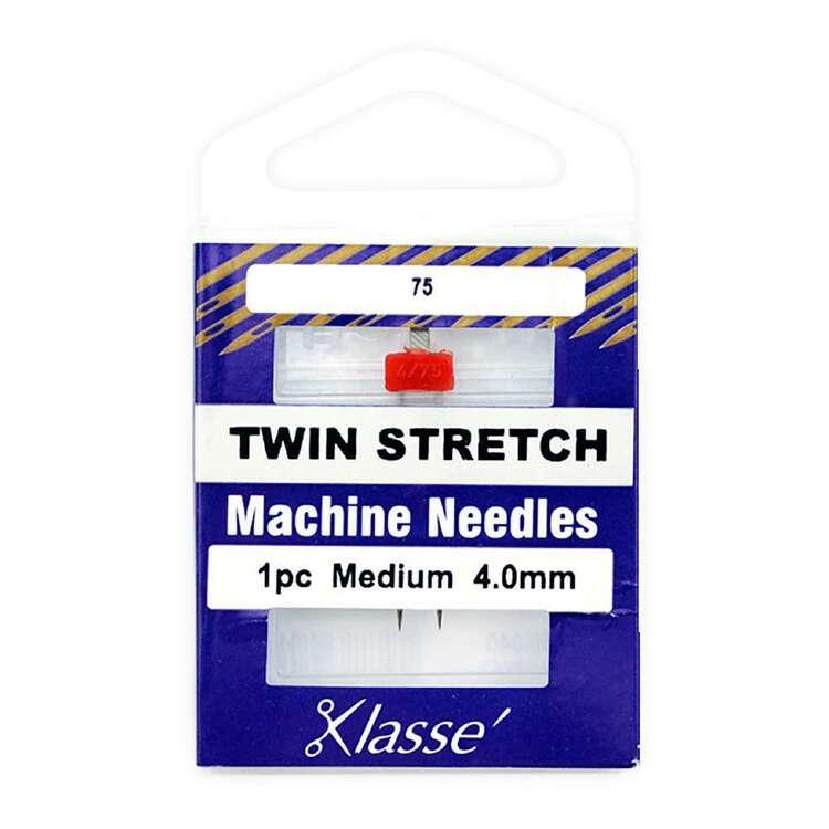 Klasse 75/4mm Twin Stretch Machine Needle