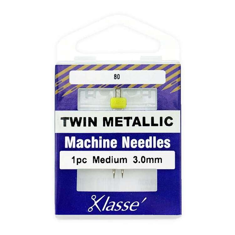 Klasse 80/3mm Twin-Met Machine Needle