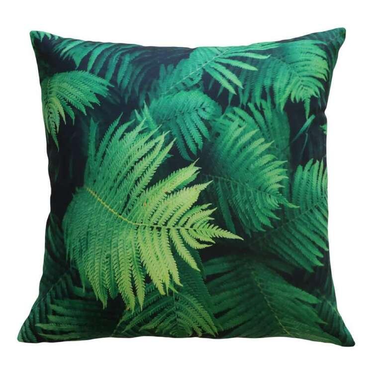 Limon Kiwi Rain Forest Cushion