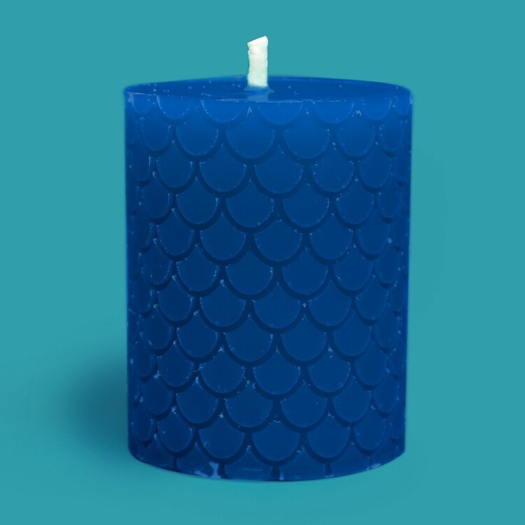 We R Memory Keepers Scallops Wick Candle Wrap