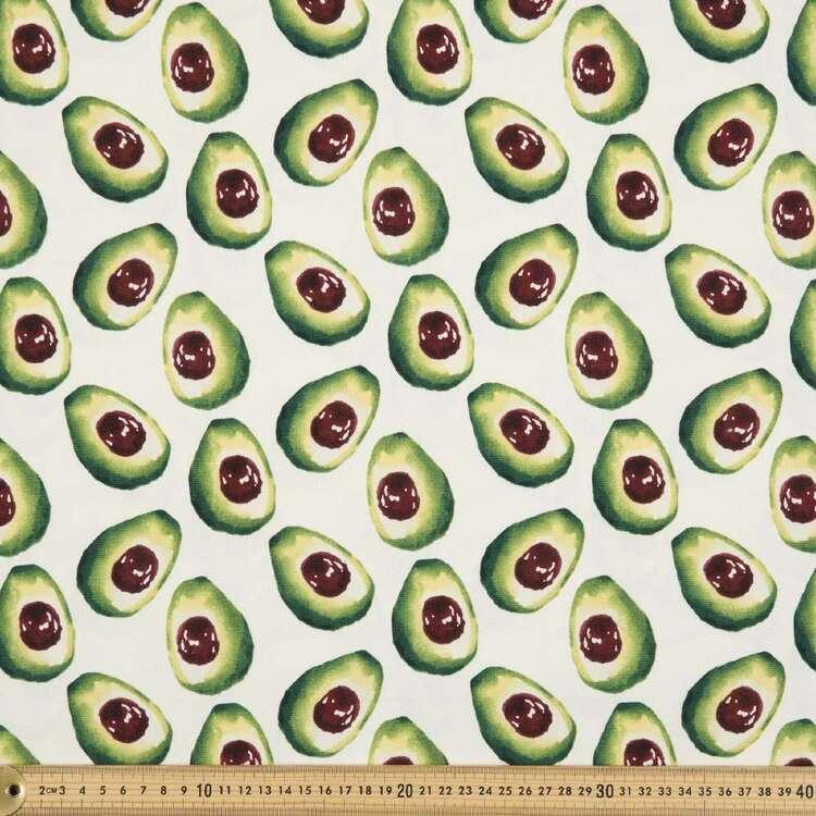 Havacado Printed 112 cm Buzoku Duck Fabric