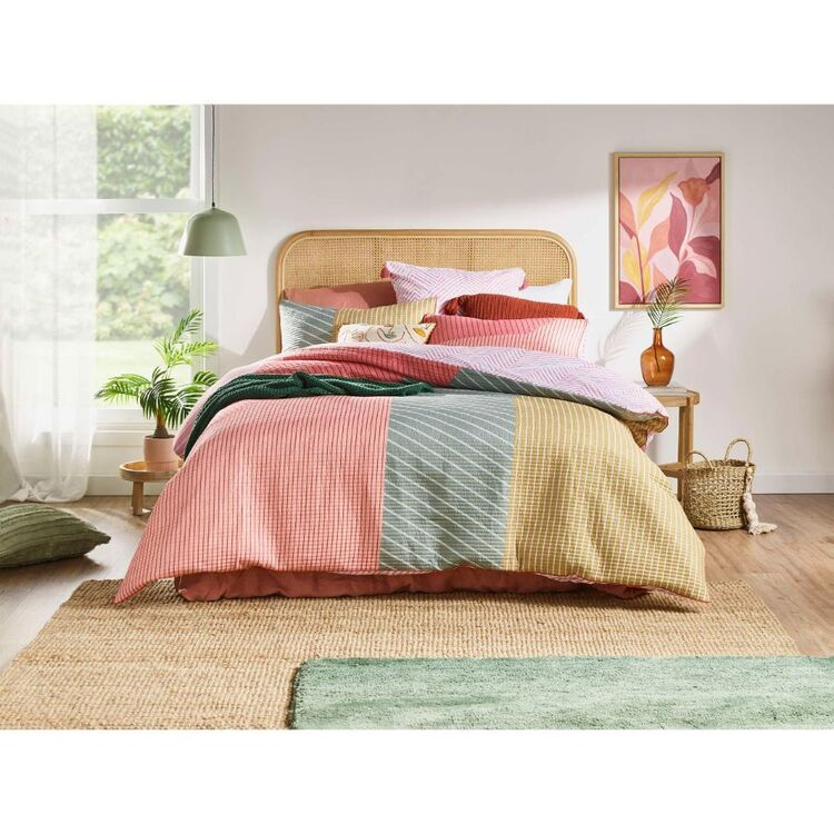 KOO Miles Quilt Cover Set