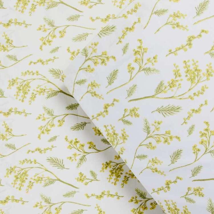KOO Mimosa Printed Sheet Set