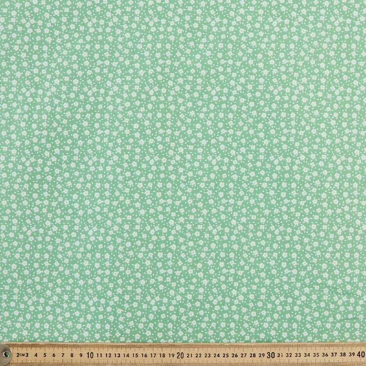 Mix N Match TC Greenfields Printed 112 cm Poly Cotton Fabric