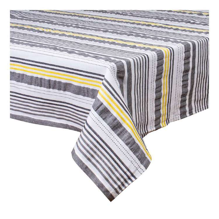 Dine By Ladelle Shiloh Tablecloth
