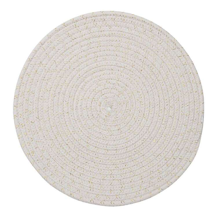 Dine By Ladelle Avis Rope Placemat