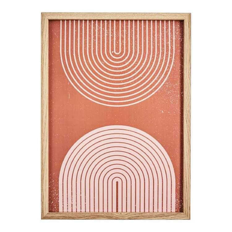 Cooper & Co Rainbow Framed Print
