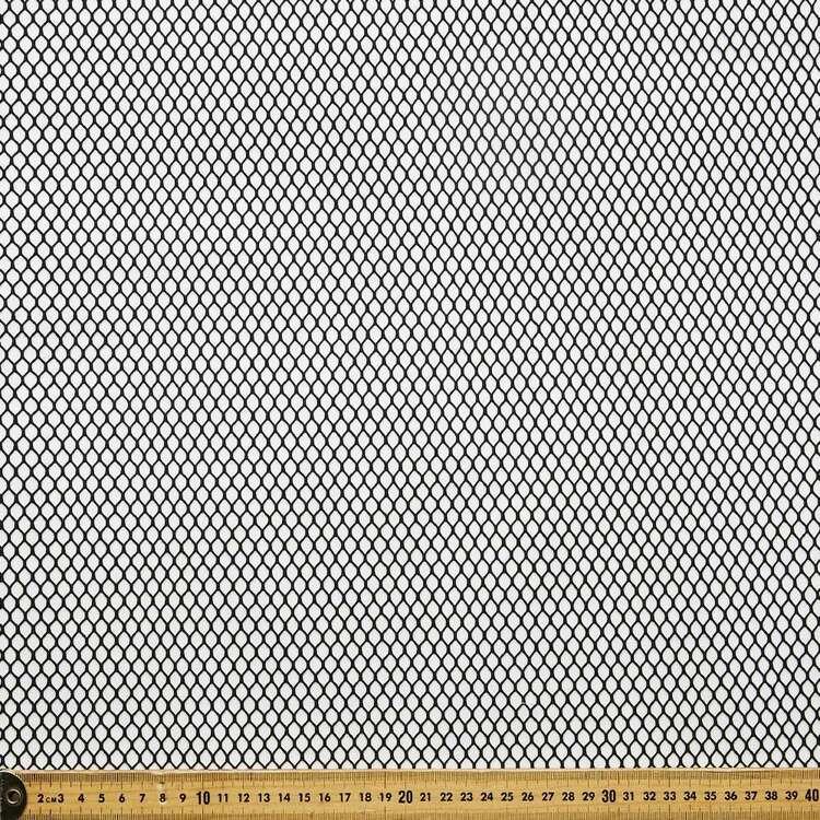 Multi Use Plain Poly Stretch Net Fabric