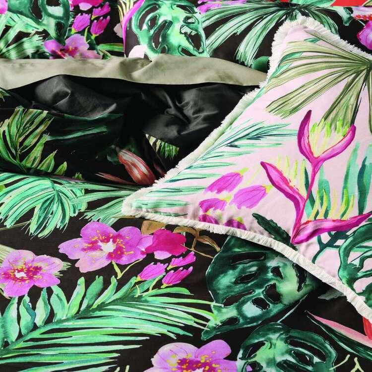 Linen House Tropical Getaway Cushion