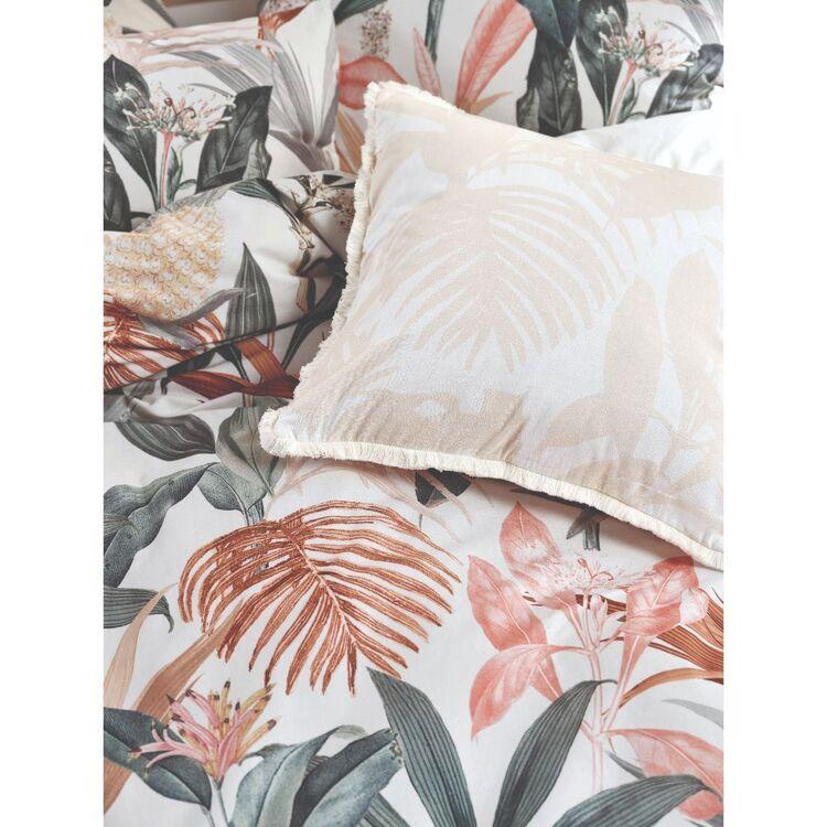 Linen House Port Villa Cushion