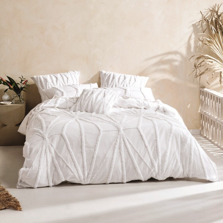 Linen House Mila Quilt Cover Set
