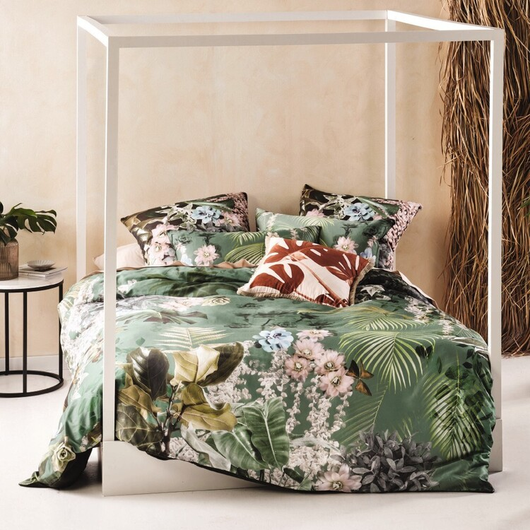 Linen House Rosario Quilt Cover Set