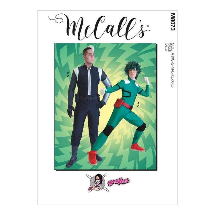 McCall's Pattern 8073 Unisex Costume