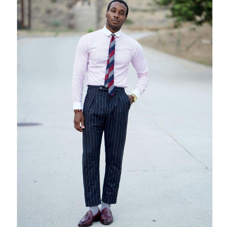 Simplicity Pattern 9043 Men's Pants By Mimi G Style
