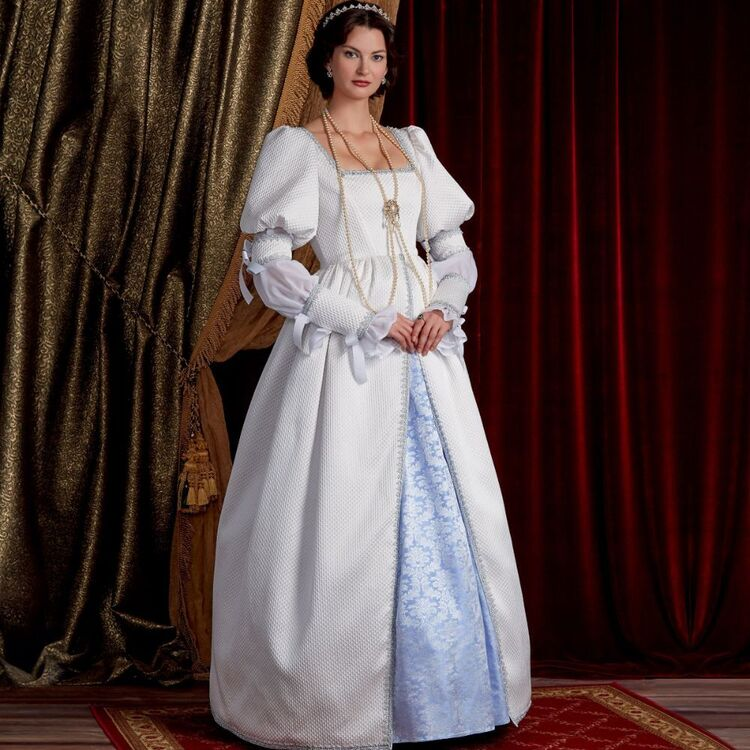 Simplicity Pattern 9090 Misses' Historical Costume