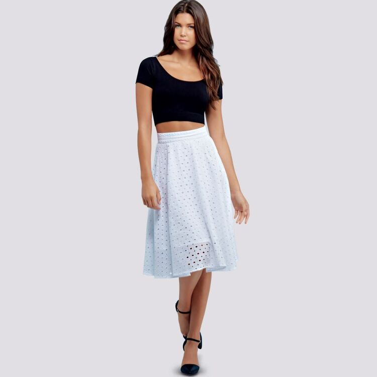 Simplicity Pattern 9123 Misses' Skirts