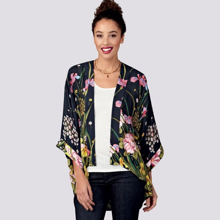 Simplicity Pattern 9124 Misses' Jackets