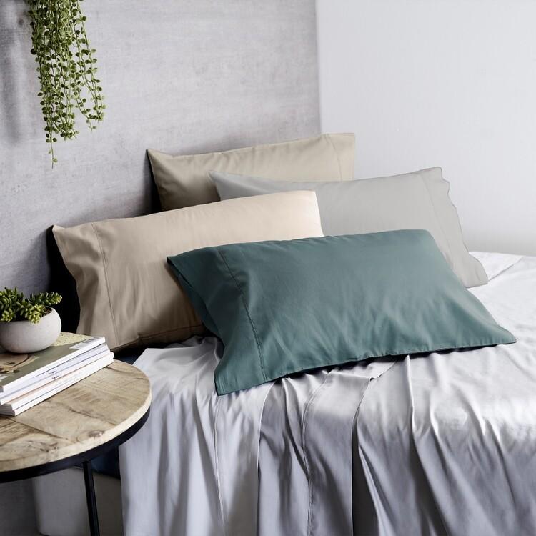KOO 1000 Thread Count Standard Pillowcase 2 Pack