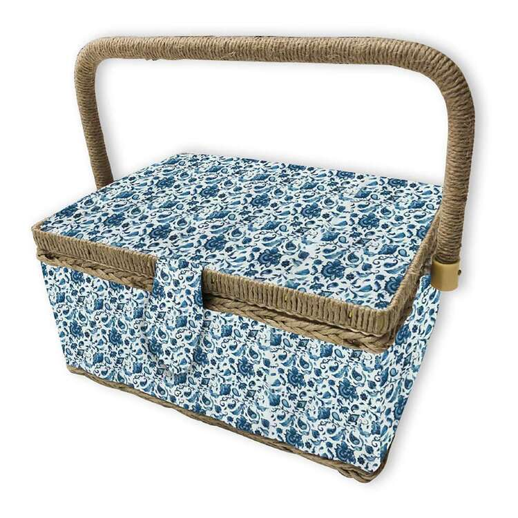 Birch Freedom Small Sewing Basket