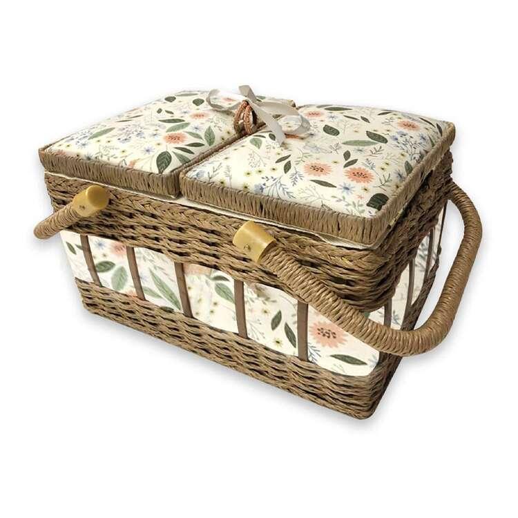 Cantilever Basket