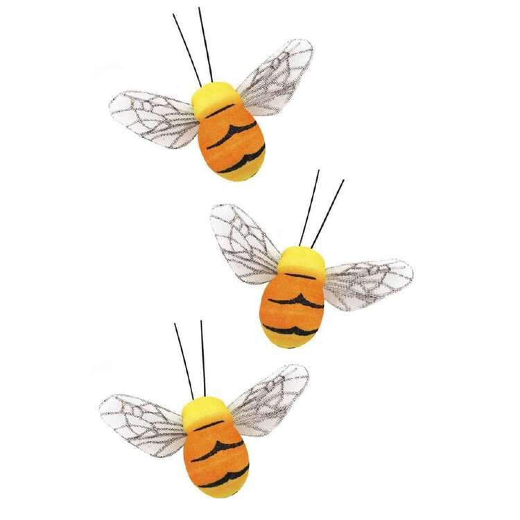 Critters 3 Pack Bees