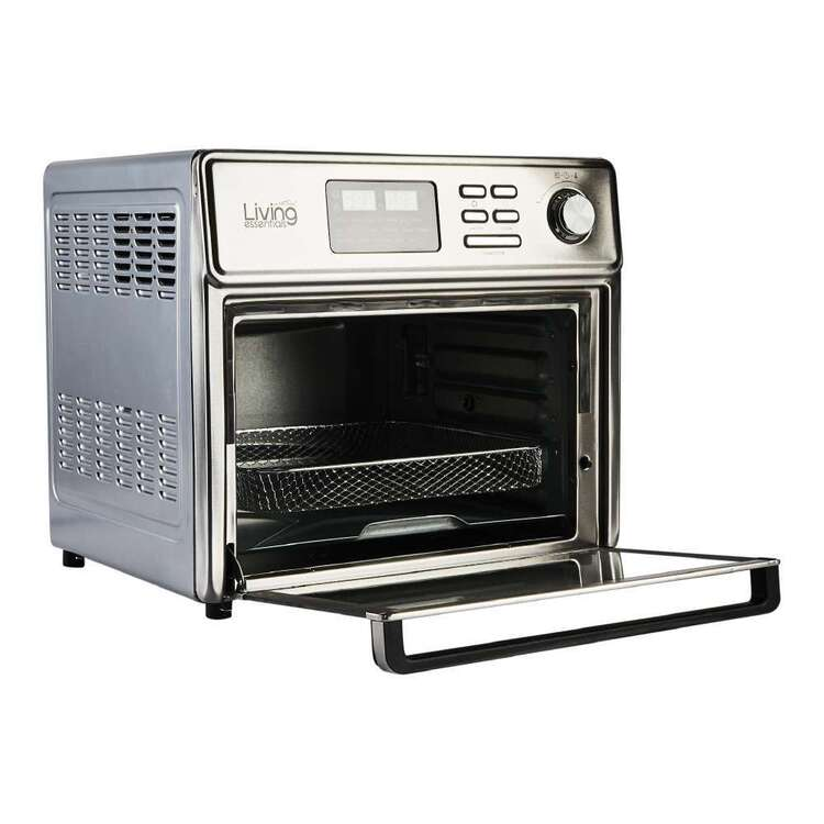 Living Essentials By Mistral 25L Digital Air Fryer Oven