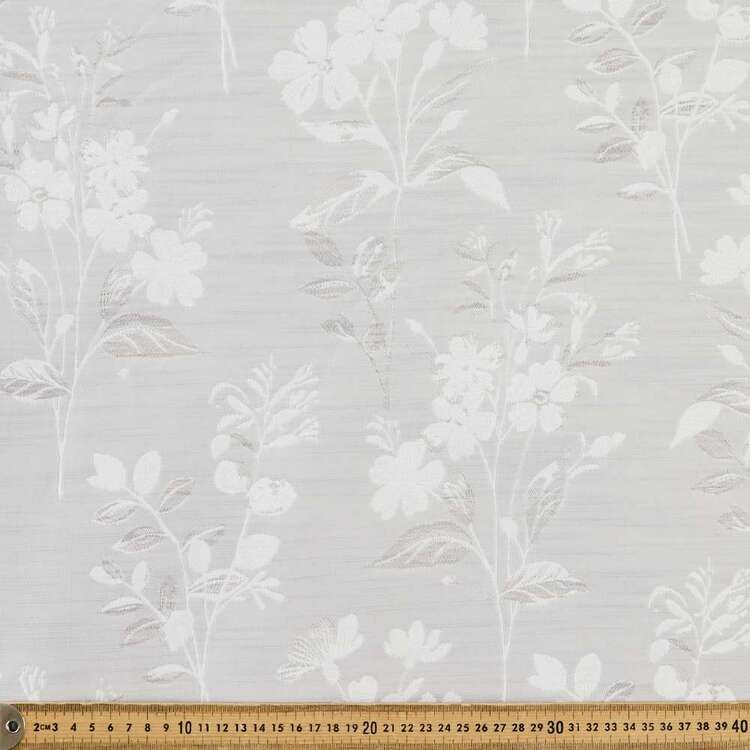 Spring Jacquard Decorator Fabric