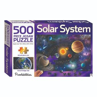 Hinkler Solar System 500 Piece Jigsaw Puzzle