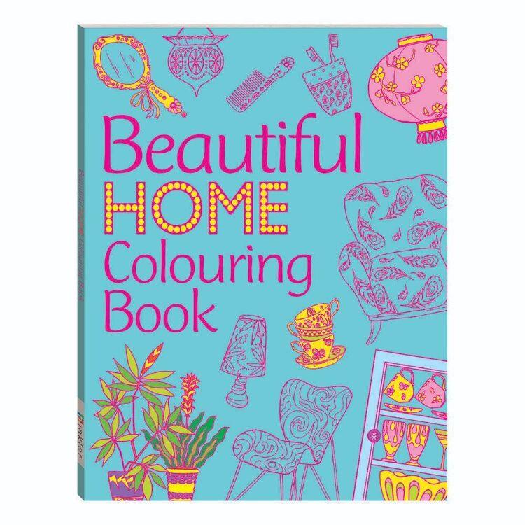 Hinkler Fabulous Colouring Book