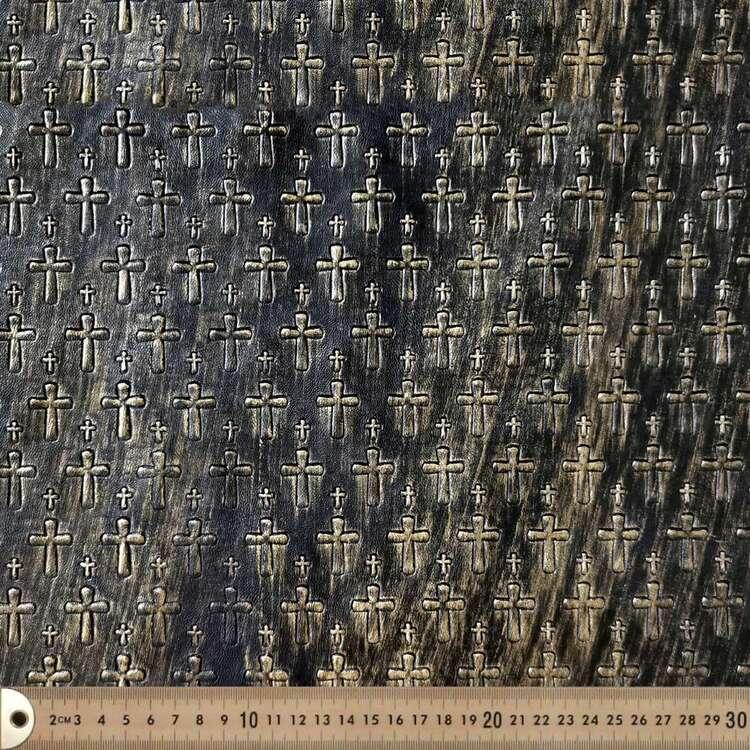 Medieval Clergy Printed Polyurethane Fabric
