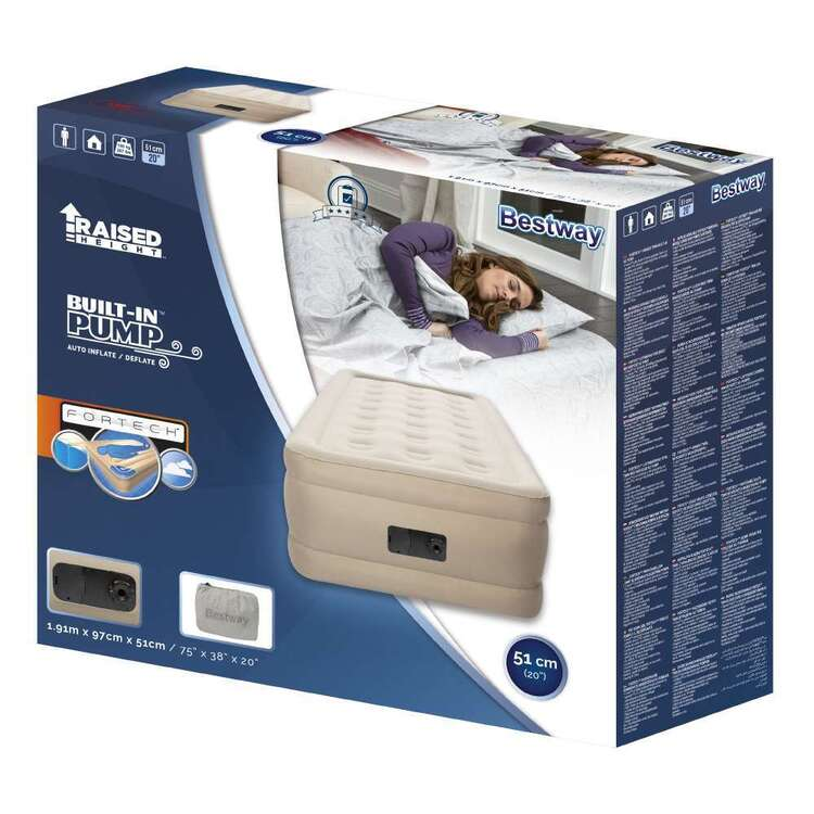 Bestway Fortech Twin Airbed
