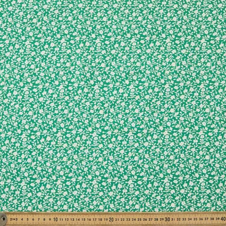 Ditzy Chain Printed 135 cm Rayon Fabric