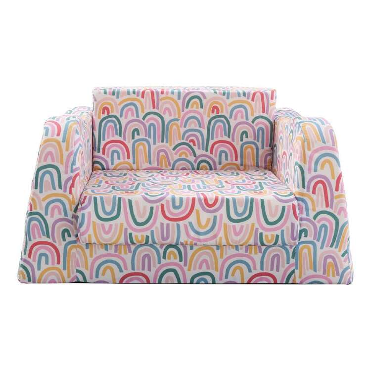 Kids House Flip Out Rainbow Sofa