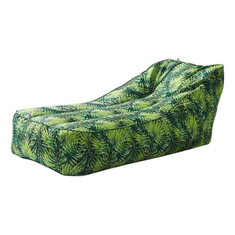 Isle Printed Bean Bag Lounger Cover