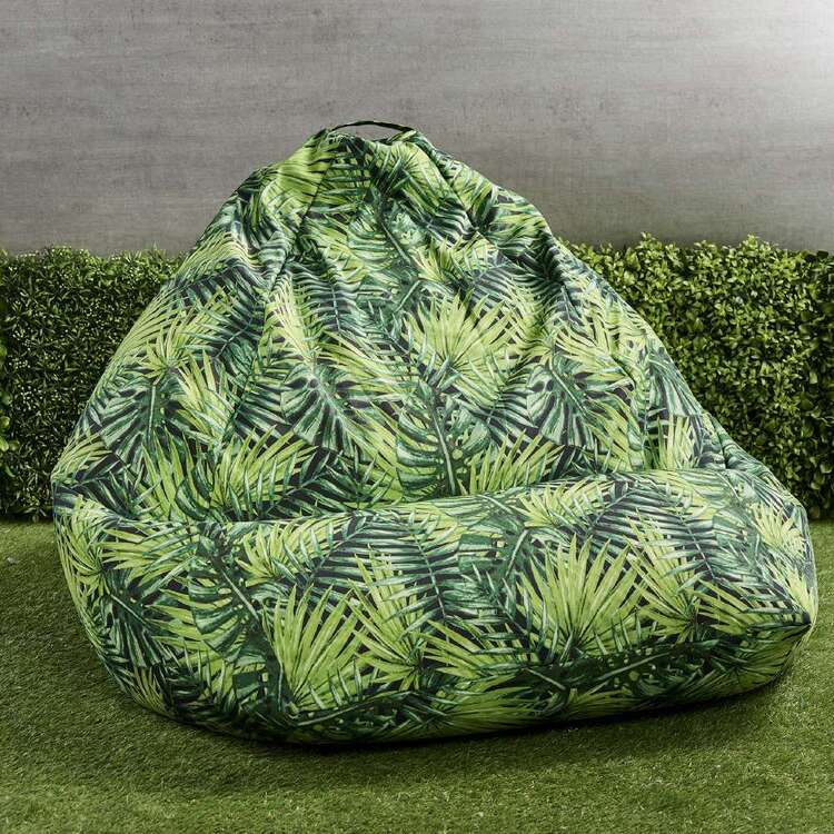 Congo Teardrop Outdoor Bean Bag Cover