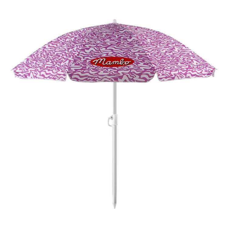 Mambo Retro Beach Umbrella