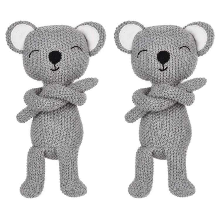 Bouclair Sweet Moments Koala Curtain Ties